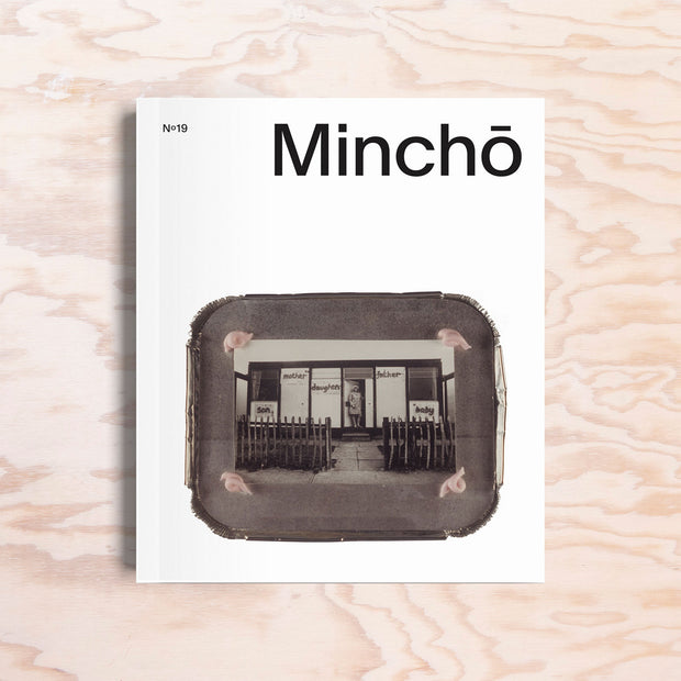 Mincho – Issue 19 - Print Matters!