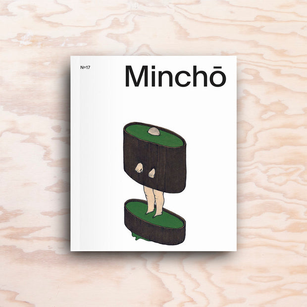 Mincho – Issue 17 - Print Matters!