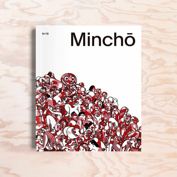 Mincho – Issue 18 - Print Matters!
