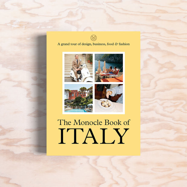 The Monocle Book of Italy - Print Matters!