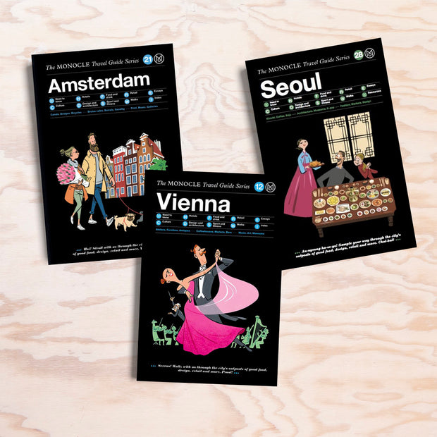Monocle City Guides - Print Matters!