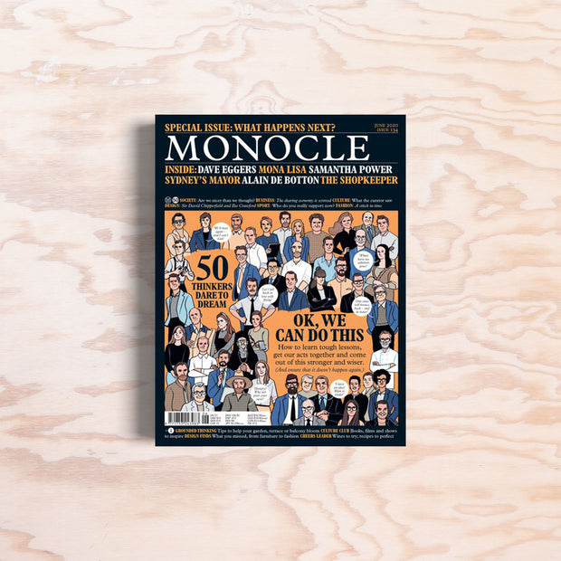 Monocle – Issue 134 - Print Matters!