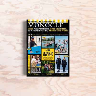 Monocle – Issue 135