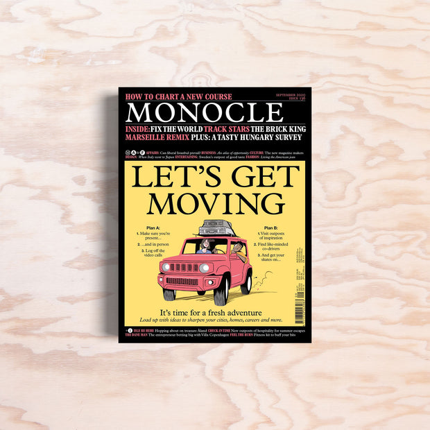 Monocle – Issue 136
