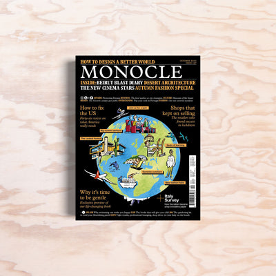 Monocle – Issue 137 - Print Matters!