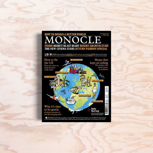 Monocle – Issue 137