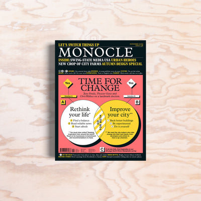 Monocle – Issue 138 - Print Matters!