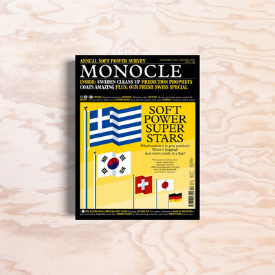 Monocle – Issue 139 - Print Matters!
