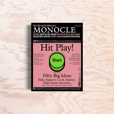 Monocle – Issue 140 - Print Matters!