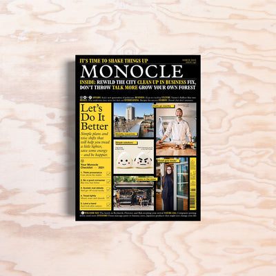 Monocle – Issue 141