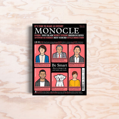 Monocle – Issue 142 - Print Matters!