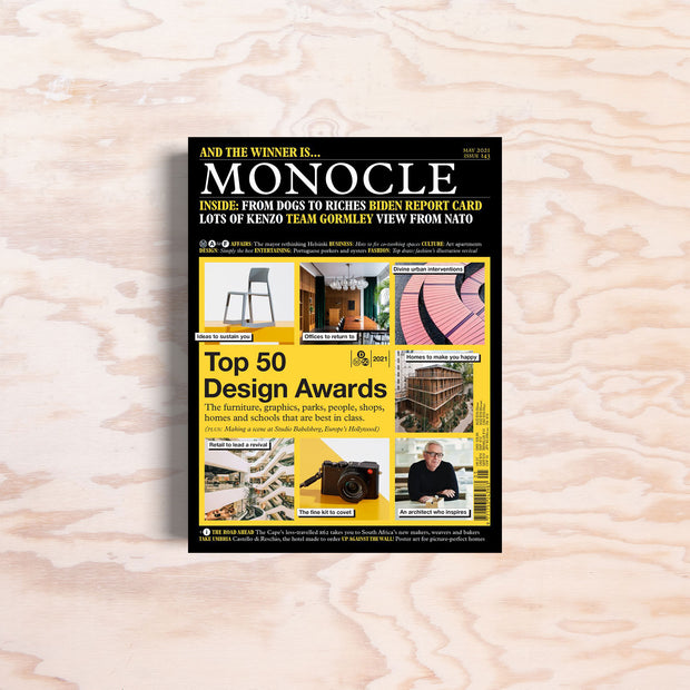 Monocle – Issue 143 - Print Matters!