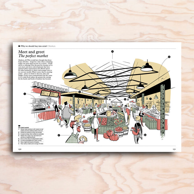 Monocle Guide to Shops, Kiosks and Markets - Print Matters!
