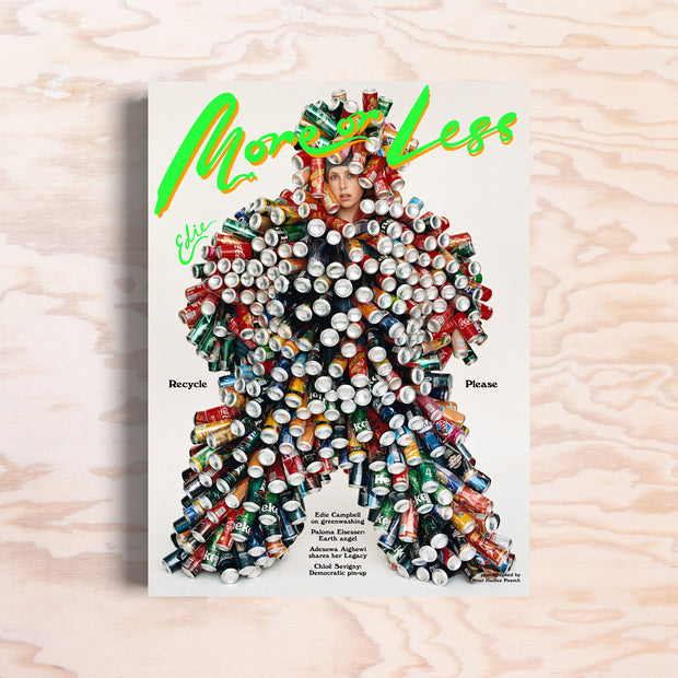 More or Less – Issue 4 - Print Matters!