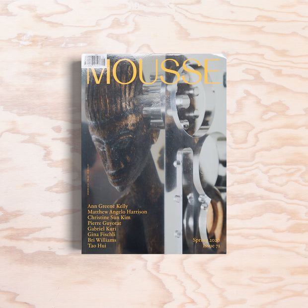Mousse – Issue 71 - Print Matters!
