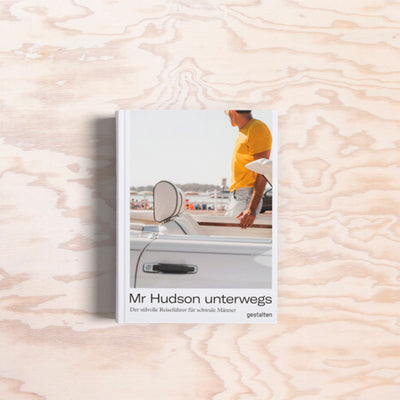 Mr. Hudson Unterwegs - Print Matters!