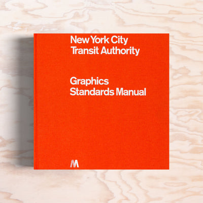 NYCTA Graphics Standards Manual - Print Matters!