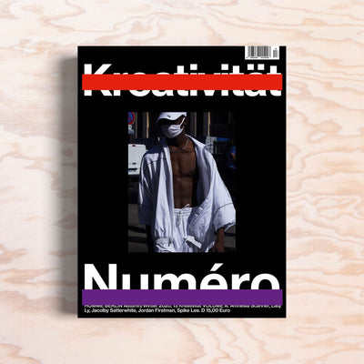 Numéro Homme Berlin – Issue 13 - Print Matters!