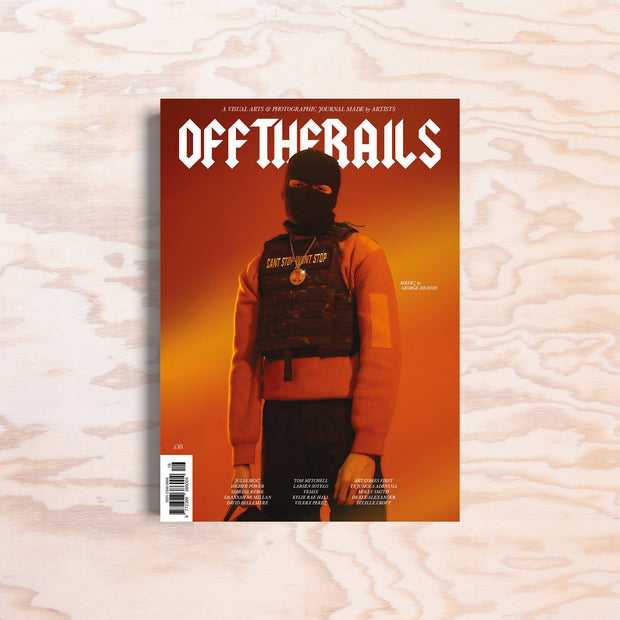 Off The Rails – Issue 16 - Print Matters!