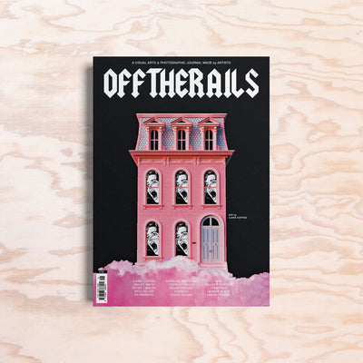 Off The Rails – Issue 18 - Print Matters!