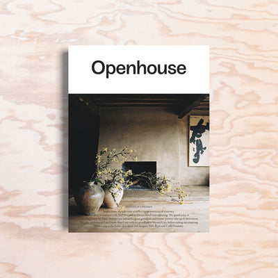 Openhouse – Issue 13 - Print Matters!