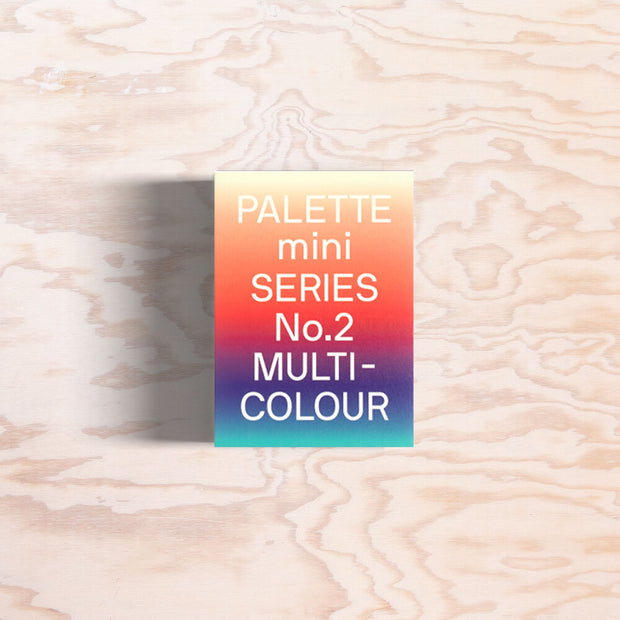 Palette mini Series No.2 – Multicolour