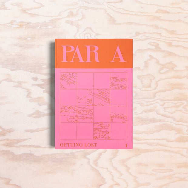 Para Journal – Issue 1 - Print Matters!