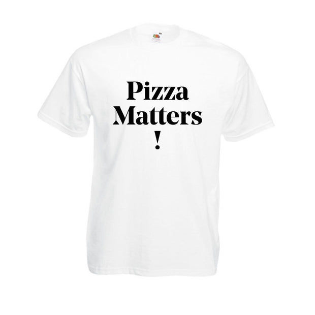T-Shirt – Pizza Matters!