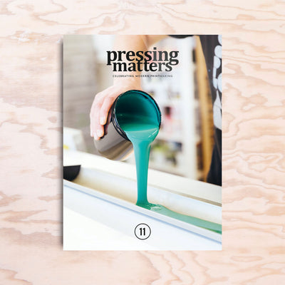 Pressing Matters – Issue 11 - Print Matters!