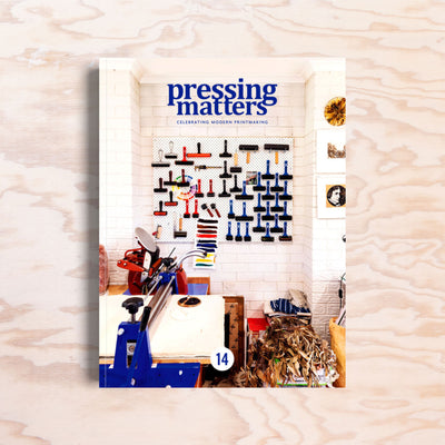 Pressing Matters – Issue 14 - Print Matters!