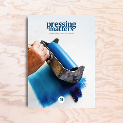 Pressing Matters – Issue 9 - Print Matters!