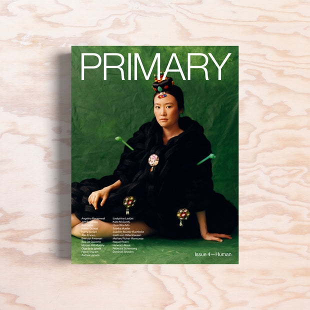Primary – Issue 4 - Print Matters!