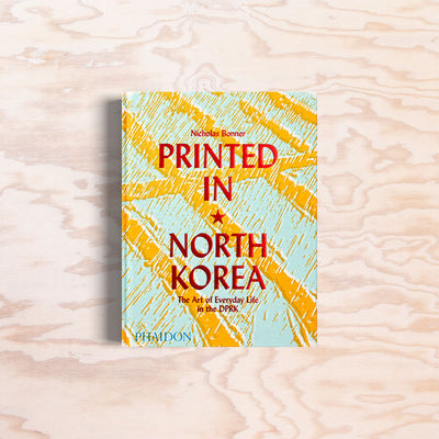 Printed in North Korea - Print Matters!