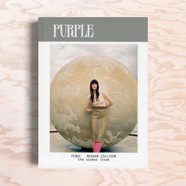 Purple – Issue 32 - Print Matters!