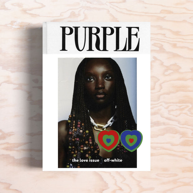 Purple – Issue 34 - Print Matters!