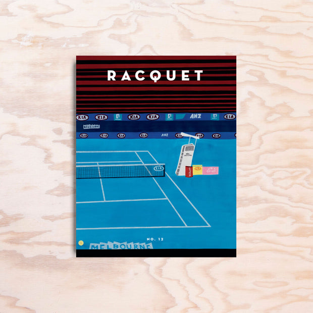 Racquet – Issue 12 - Print Matters!