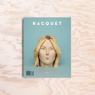 Racquet – Issue 3