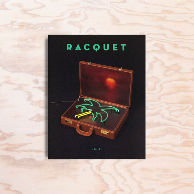 Racquet – Issue 9