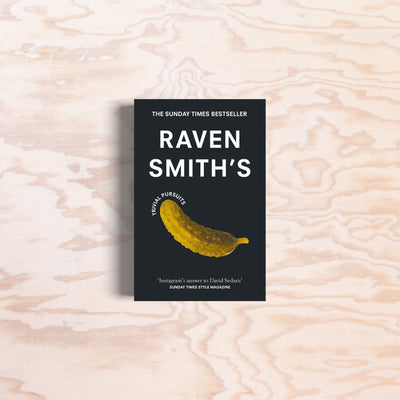 Raven Smith's Trivial Pursuits - Print Matters!