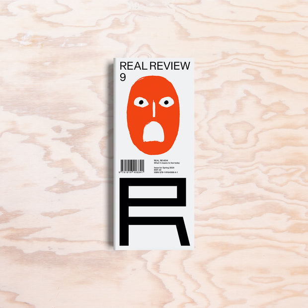 Real Review – Issue 9 - Print Matters!