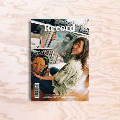 Record – Issue 8 - Print Matters!