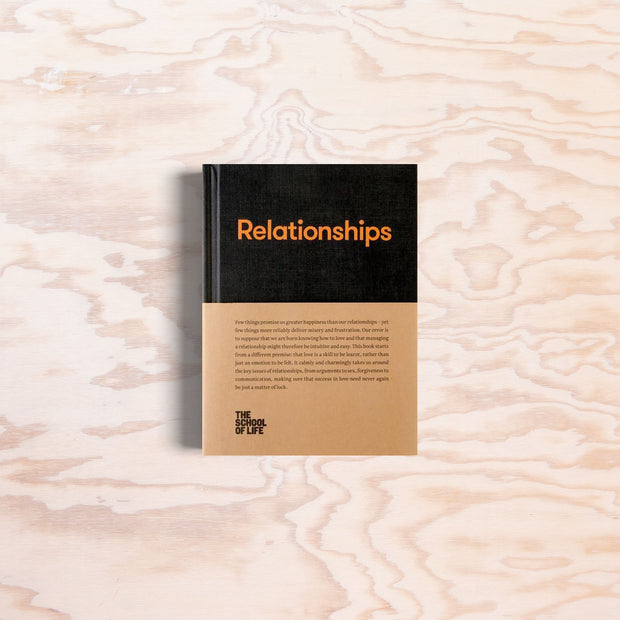 Relationships - Print Matters!