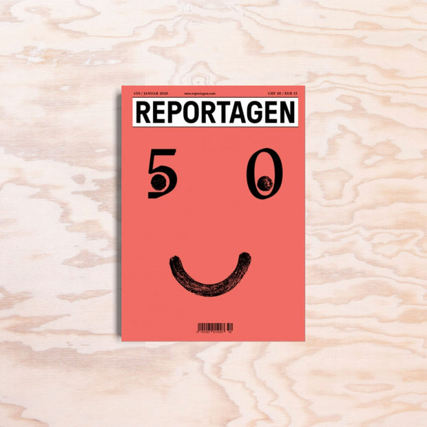 Reportagen – Issue 50 - Print Matters!