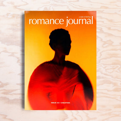 Romance Journal – Issue 3 - Print Matters!