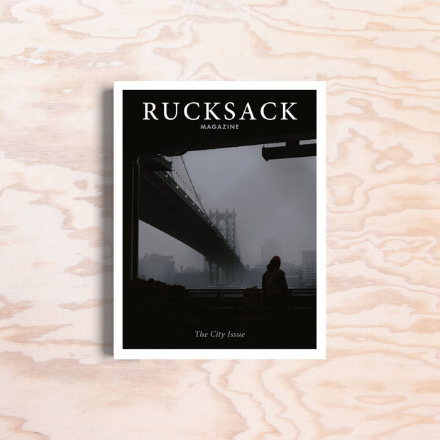 Rucksack – Issue 5 - Print Matters!