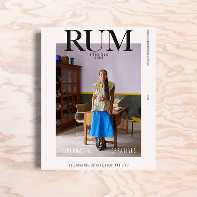 Rum International – Issue 11 - Print Matters!
