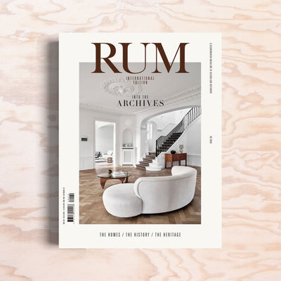 Rum International – Issue 10 - Print Matters!
