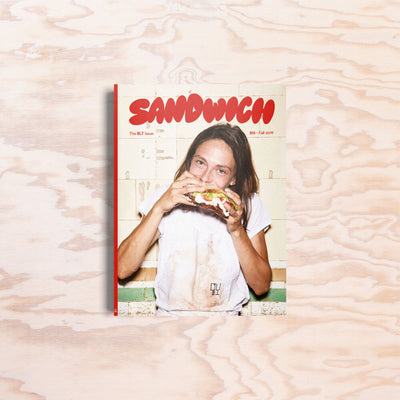 Sandwich – Issue 1 - Print Matters!
