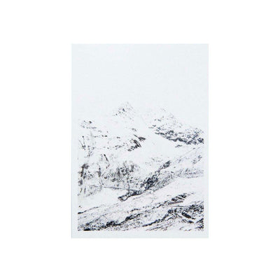 Snow and Fog #3