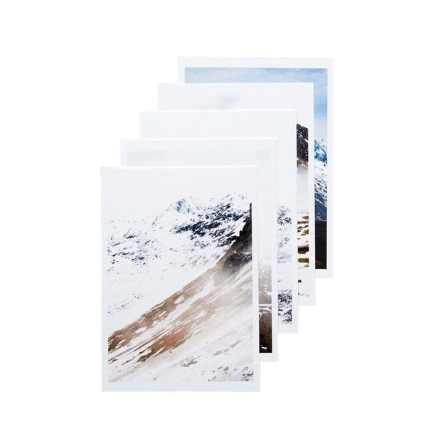 Snow and Fog – Collection - Print Matters!